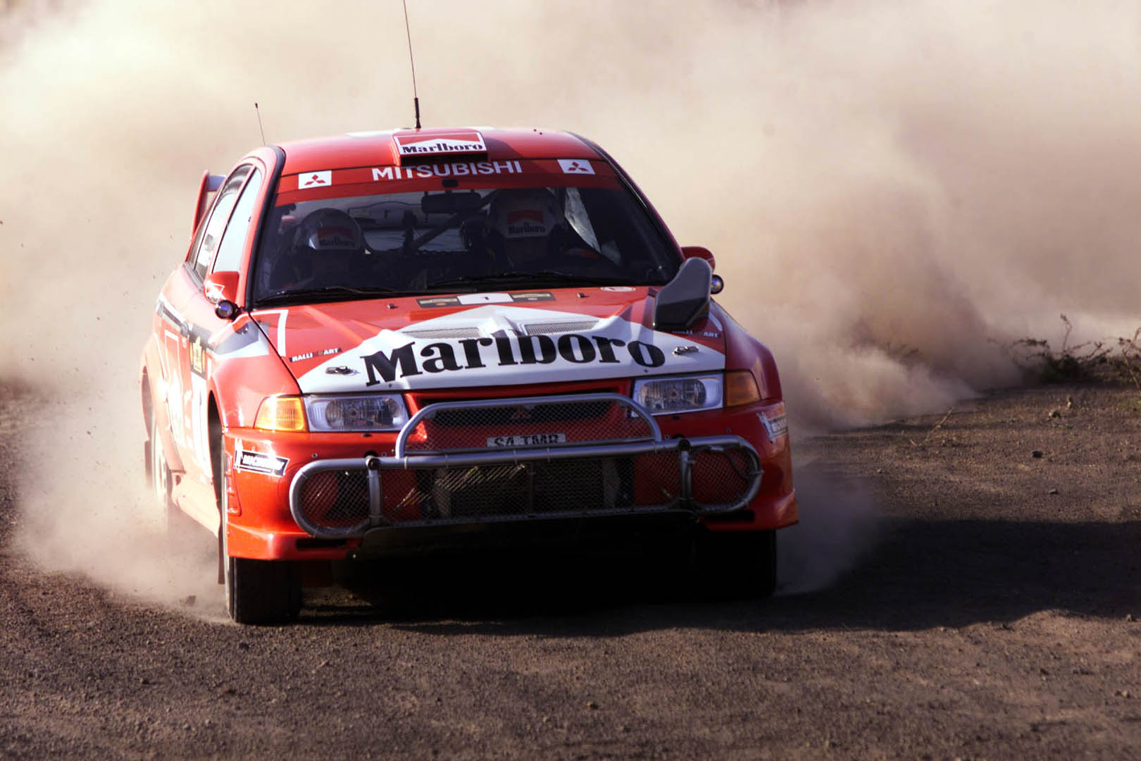 Lancer Evolution6 Safari Rally 1999