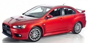 Manuals Mitsubishi Lancer Evolution X
