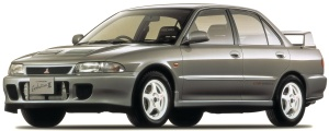 Manuals Mitsubishi Lancer Evolution II