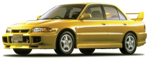 Manuals Mitsubishi Lancer Evolution III