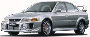 Manuals Mitsubishi Lancer Evolution IV-V