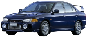 Manuals Mitsubishi Lancer Evolution IV