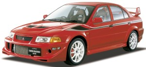 Manuals Mitsubishi Lancer Evolution VI