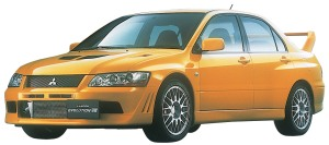 Manuals Mitsubishi Lancer Evolution VII