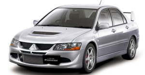 Manuals Mitsubishi Lancer Evolution VIII