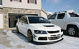 Mitsubishi Lancer Evolution VIII Advan RG