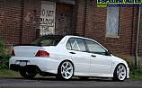 Mitsubishi Lancer Evolution VII Volk Racing TE37
