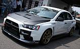 Mitsubishi Lancer Evolution X Advan RG