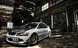 Mitsubishi Lancer Evolution IX MR hangar