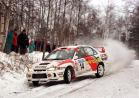 Mitsubishi Carisma GT | 1998 ралли Швеции | U.NITTEL Team Mitsubishi Ralliart