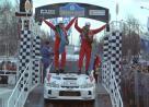 Mitsubishi Lancer Evolution IV | 1998 ралли Швеции | Победитель Томми Мякинен Team Mitsubishi Ralliart