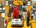 Mitsubishi Carisma GT | 1998 ралли Сафари Кения | Победитель Richard Burns Team Mitsubishi Ralliart