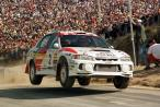 Mitsubishi Carisma GT | 1998 ралли Португалии | Richard Burns Team Mitsubishi Ralliart